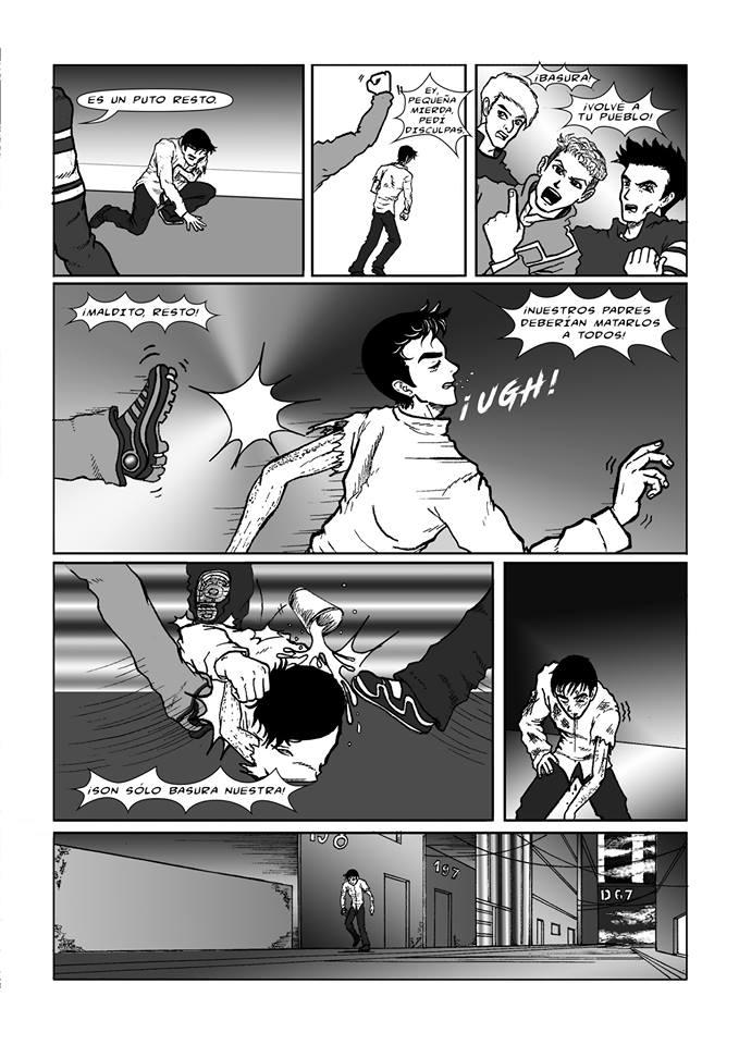 El Resto de los Dioses - Capitulo 3 - Pagina 06